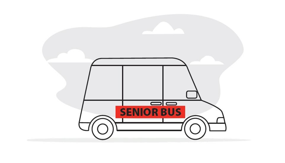 Seniorbus Brno